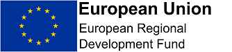 European Union - EU Regional Development Fund logo